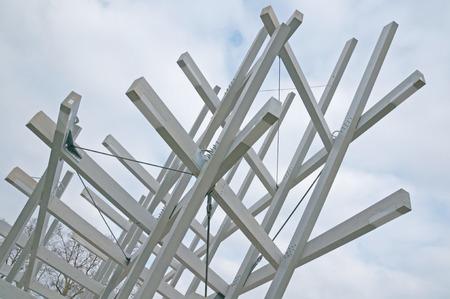 목재 구조물