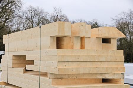 건축용 목재