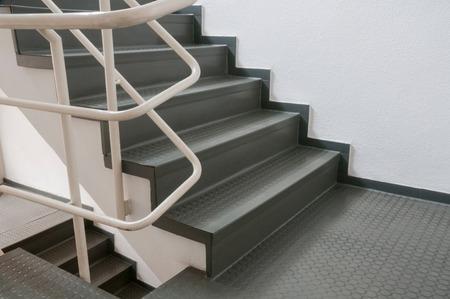 Tromba delle scale Archivio Fotografico - 56821359