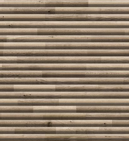 Wooden clapboard seamless texture template for 3d graphics
