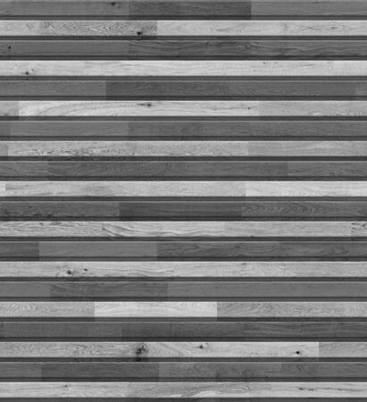 Wooden clapboard seamless texture glossiness template for 3d graphics