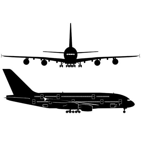 takeoff: Passeggeri Jetliner A380