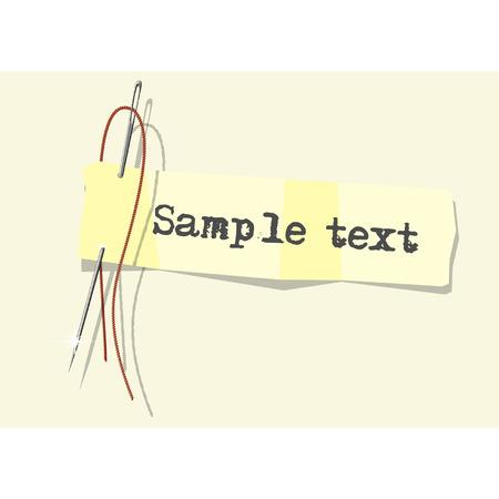 coser: Vector nota
