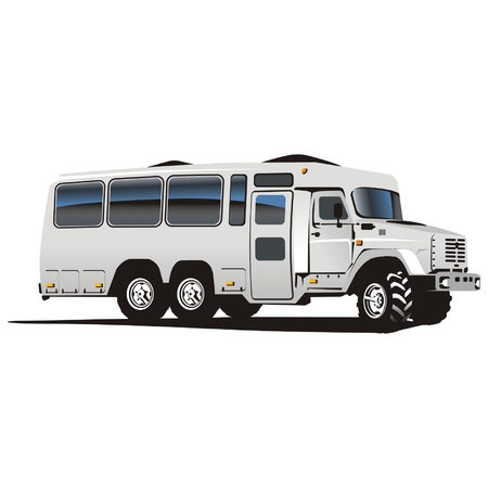 terrain: Vector all terrain bus