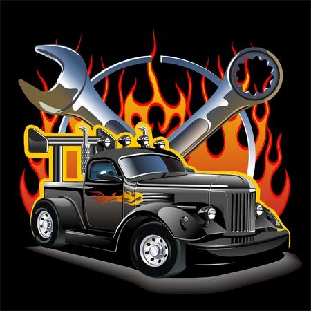 fire ring: Ector hotrod