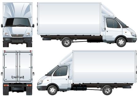remolques: entrega  cami�n de carga
