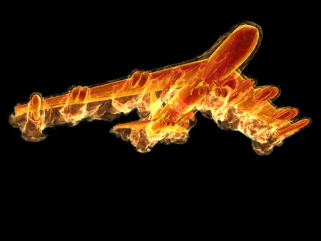 flame bomber photo