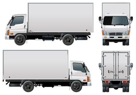 livraison / fret camion