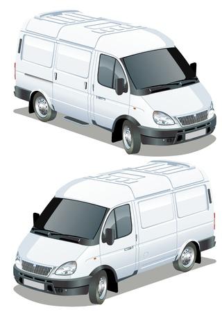 Vector levering van Vector Illustratie