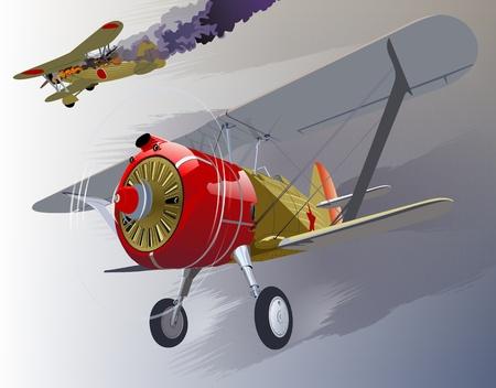 war paint: Vector caza 30-s