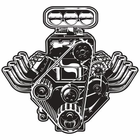 motorizado: Historieta Turbo Engine