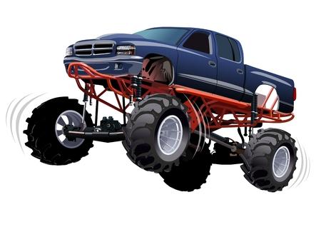 fire engine: Monster Truck