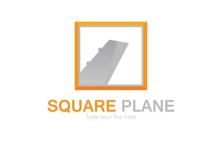 Plane agency icon.