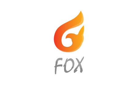 Fox logo Stock fotó - 90735899