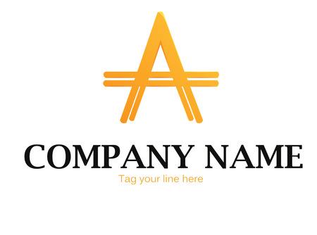 A letter Geek fox symbol icon design. Stock fotó - 92395117
