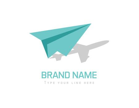 Plane agency logo