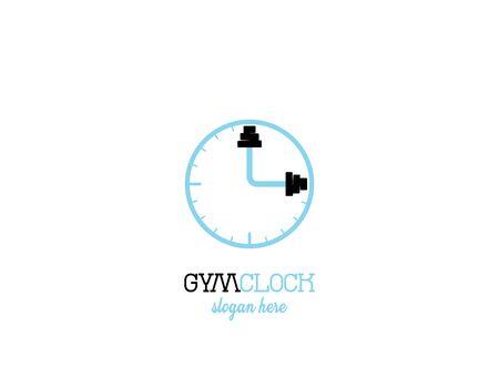 Clock Gym  Design