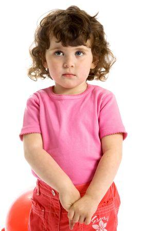 ringlet: little ringlet girl
