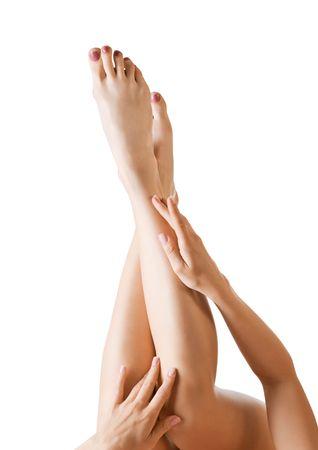 sexy woman legs Stock Photo - 6143892