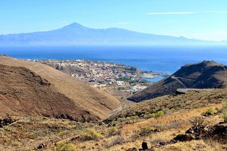 view: Tenerife, Spain, November Stock Photo