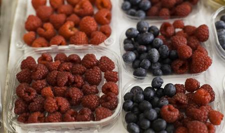 berries Standard-Bild