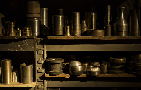 machinery - workshops - GOLD METAL
