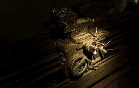 machinery - workshop