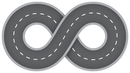 infinity road: Infinity road