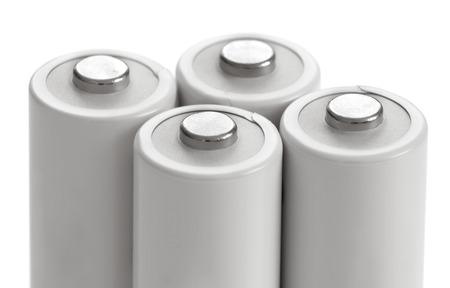 aa: AA battery accumulators closeup