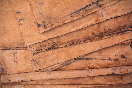 tainted: Background of pieces of weathered fabric