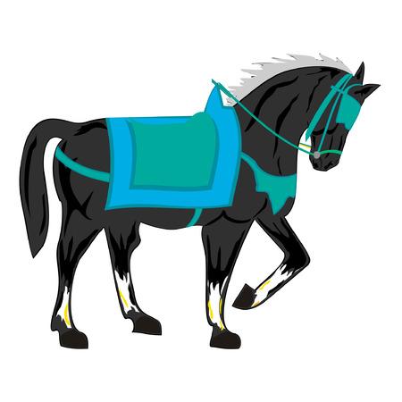 knight horse: Knight horse