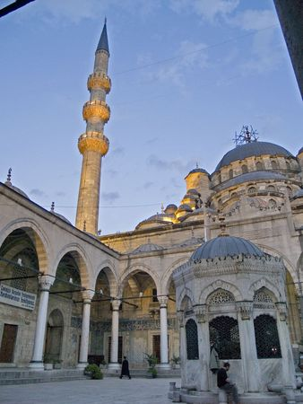 Details of the architecture of the mosques Stock Photo - 2246977