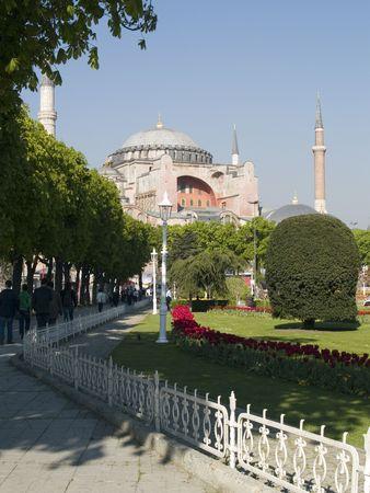 Hagia Sophia, The monument most famous of estambul