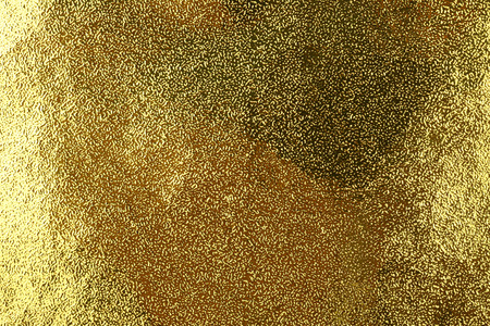 golden background: Golden abstract paper texture for background Stock Photo