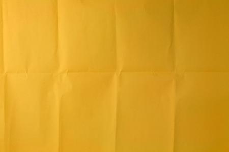 crinkled: Crinkled brown paper  for background