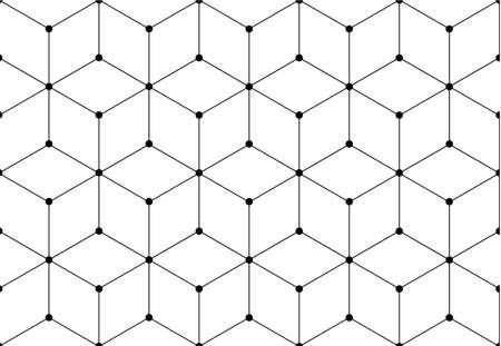 modello di griglia di rete