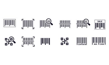 Bar Codes vector design