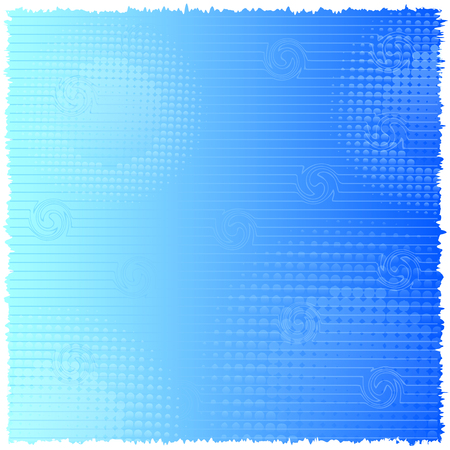 abstract vector blue background Иллюстрация