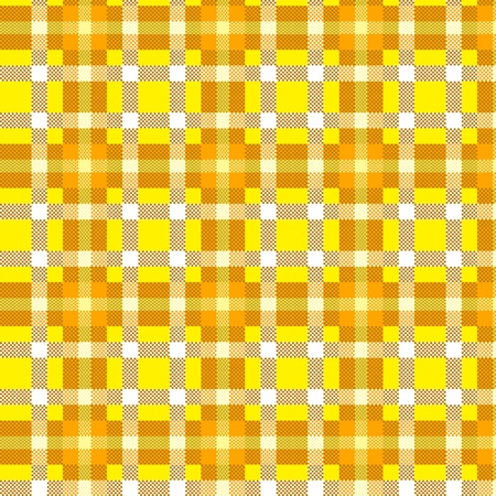 Tablecloth tartan pattern Vector