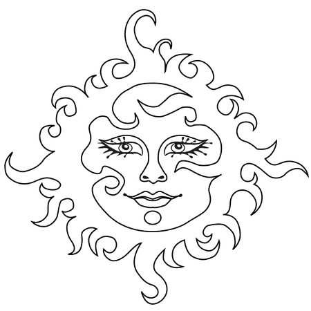 sunray: Sun Vector