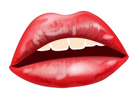 Illustration Lip gloss  illustration
