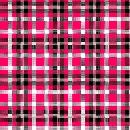 Tablecloth tartan pattern Stock Vector - 10272976
