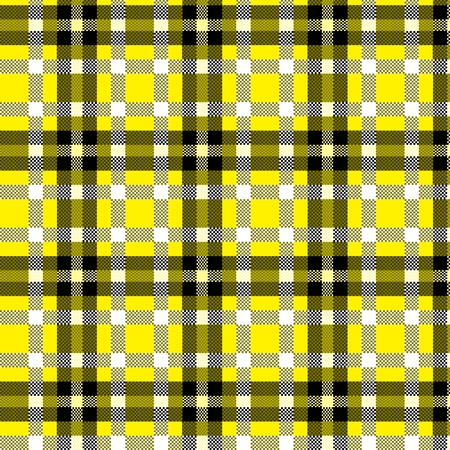 Tablecloth tartan pattern  Vector
