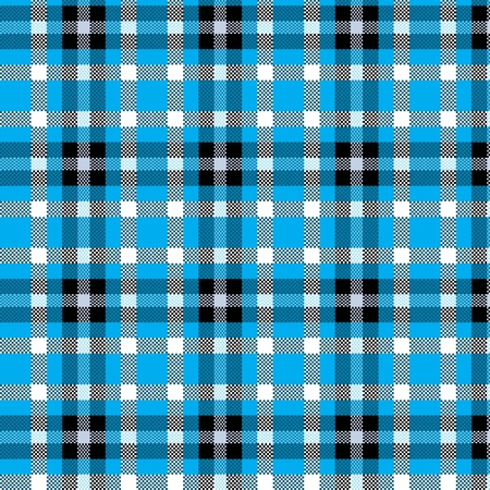 Tablecloth tartan pattern  Stock Vector - 10272979