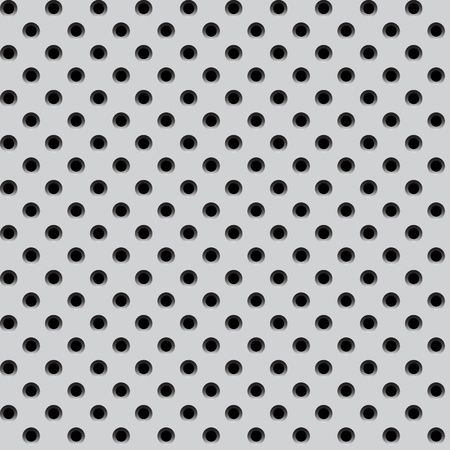 grille: Pattern metal grid vector