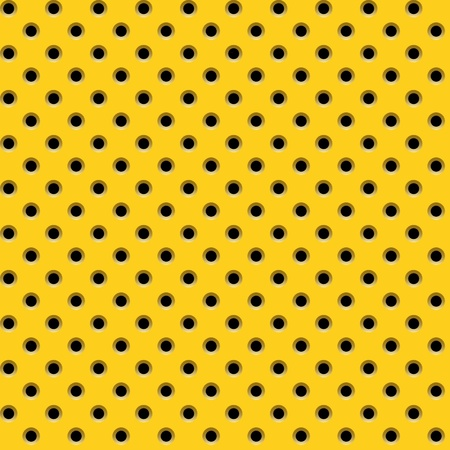 Pattern metal grid vector Vector