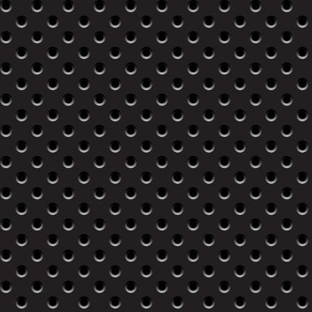 metal grid: Pattern metal grid vector