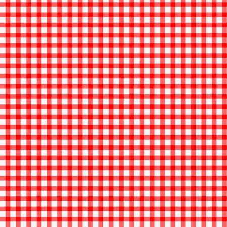Seamless Checkered Pattern Illustration