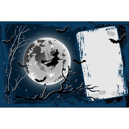 happy halloween: Happy Halloween Illustration