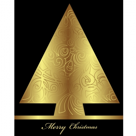 Merry Christmas Stock Vector - 11175067